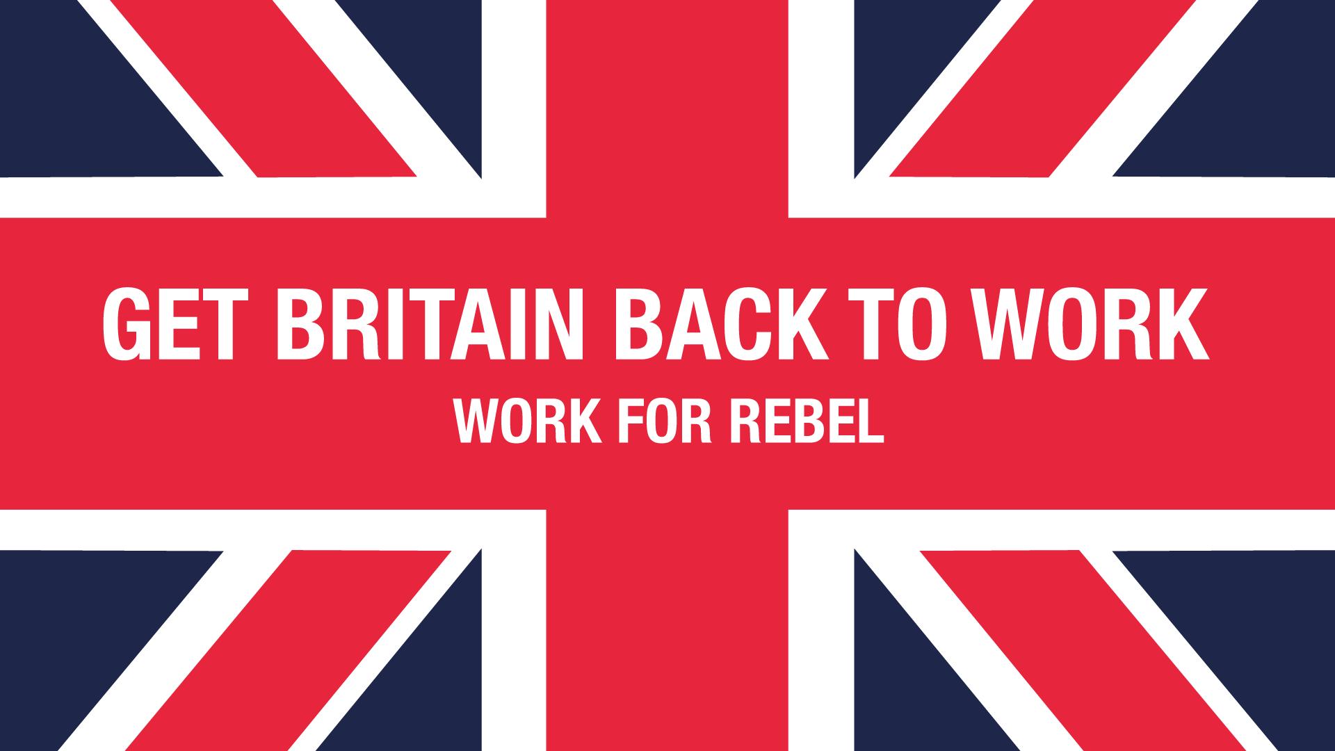 Apply for a job at Rebel Enterprise